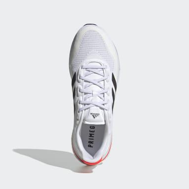 Running White Supernova Tokyo Shoes