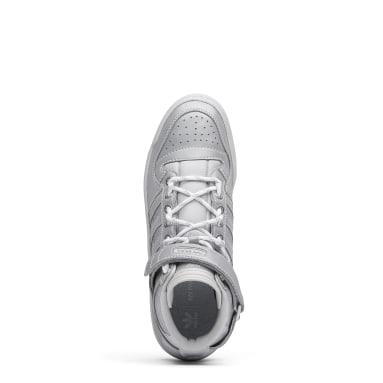 Forum Mid Shoes Srebrny