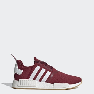 Originals Burgundy NMD_R1 Shoes