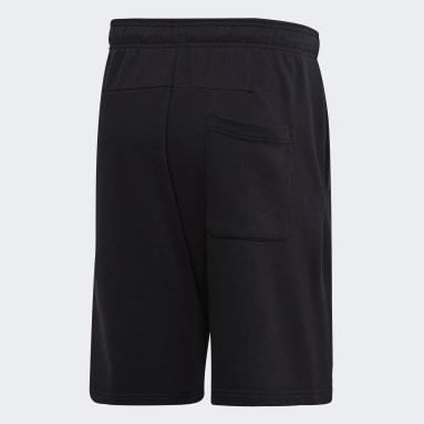 Calções Badge of Sport LOUNGEWEAR Must Haves Preto Homem Sportswear