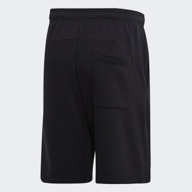 Άνδρες Sportswear Μαύρο LOUNGEWEAR Must Haves Badge of Sport Shorts