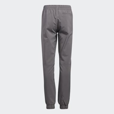 Děti Golf šedá Sportovní kalhoty Primegreen AEROREADY