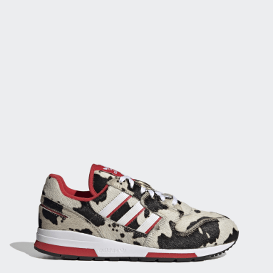 Originals White ZX 420 Shoes