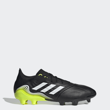 Soccer Black Copa Sense.2 Firm Ground Cleats