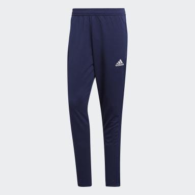Pantalón entrenamiento Condivo 18 Azul Hombre Gimnasio Y Entrenamiento