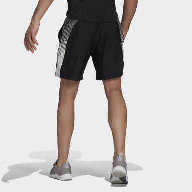 Men Training Black Designed 2 Move Activated Tech AEROREADY Shorts