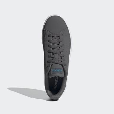 Tennis Grå Advantage Base sko