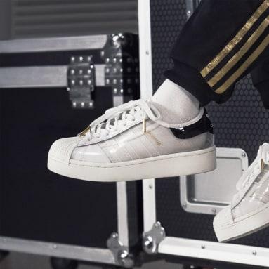 Scarpe Superstar Bold Bianco Donna Originals