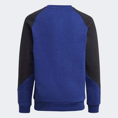 Sweat-shirt adidas SPRT Collection Bleu Enfants Originals