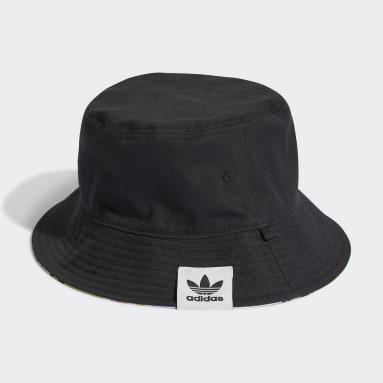 Gorro Bucket Negro Originals