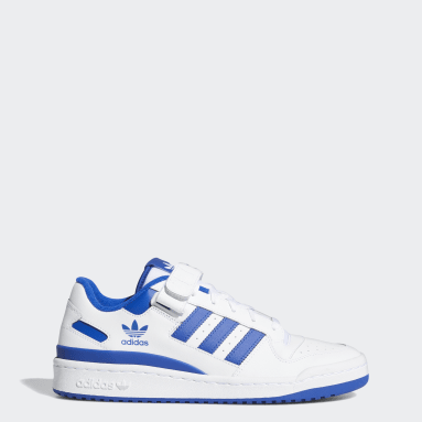 Sapatos Forum Low Branco Originals