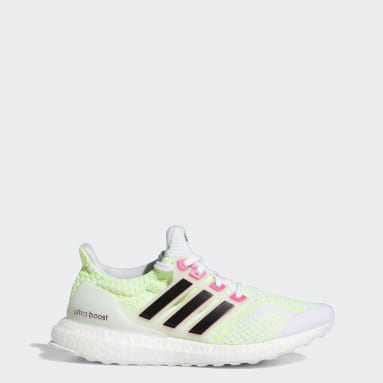 Sapatos Ultraboost 5 DNA Branco Mulher Running