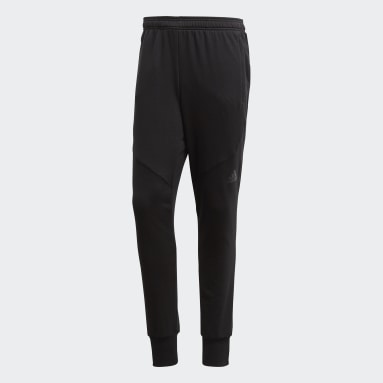 Herr Yoga Svart Prime Workout Pants