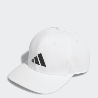 Men's Training White Badge of Sport Snapback Hat