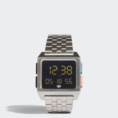 Originals Silver ARCHIVE_M1 Watch