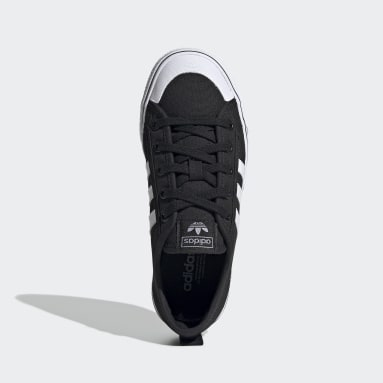 Chaussure Nizza noir Adolescents Originals