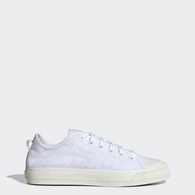 Originals White Nizza RF Shoes