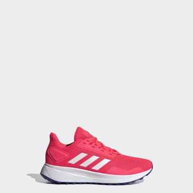 เด็ก วิ่ง สีชมพู รองเท้า Duramo 9