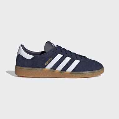 Chaussure München Bleu Originals
