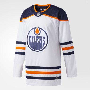 Maillot Oilers Extérieur Authentique Pro Multi Hockey