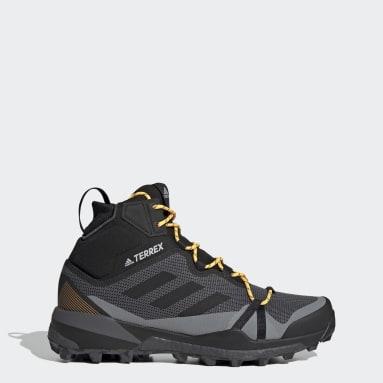 серый Ботинки для хайкинга Terrex Skychaser LT GORE-TEX
