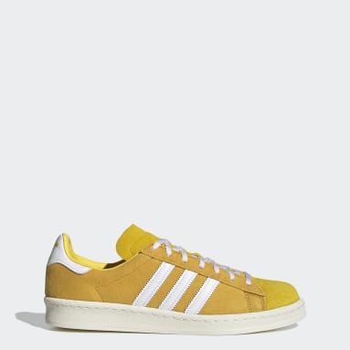 Men Originals Gold Campus 80s Shoes