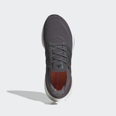 Zapatillas Ultraboost 21 Plomo Hombre Running