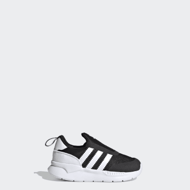 Infants Originals Black ZX 360 Shoes
