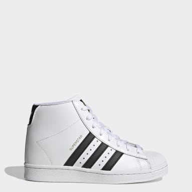Women Originals White Superstar Up Shoes
