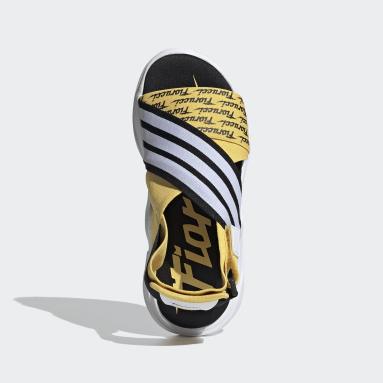 Women Originals Yellow Magmur Sandals