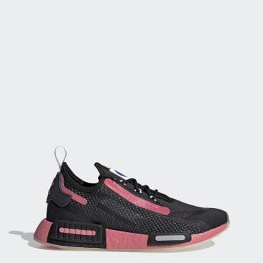 Sapatos NMD_R1 Spectoo Preto Mulher Originals