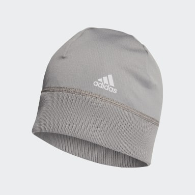 Running Grey AEROREADY Beanie