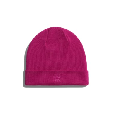 Originals Pink Cut-Off Logo Beanie