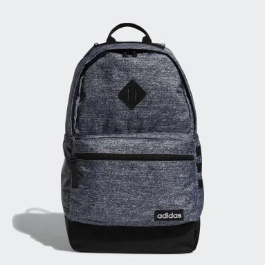 Essentials Grey Classic 3-Stripes 3 Backpack