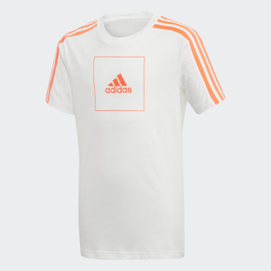 Jongens Sportswear Wit adidas Athletics Club T-shirt