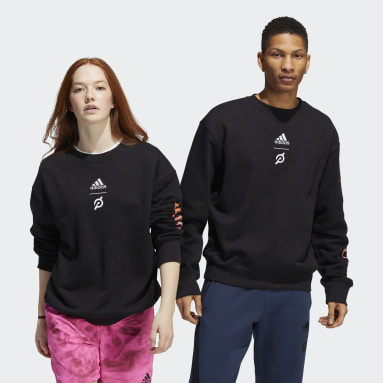 Training Black adidas x Peloton Crew Sweatshirt (Gender Neutral)