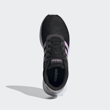 Women Walking Black Lite Racer 2.0 Shoes