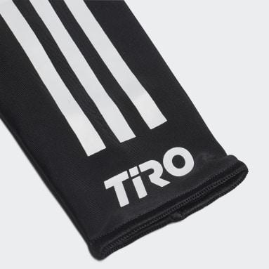 Espinilleras Tiro League Blanco Fútbol