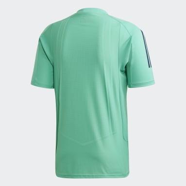 Men Football Green Real Madrid Ultimate Training Jersey