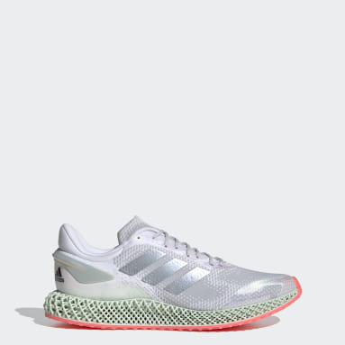 Running White adidas 4D Run 1.0 Shoes