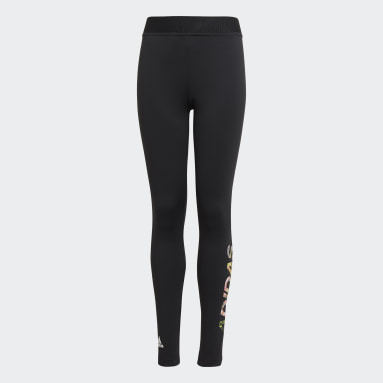 Girls Training Black UP2MV AEROREADY Tights
