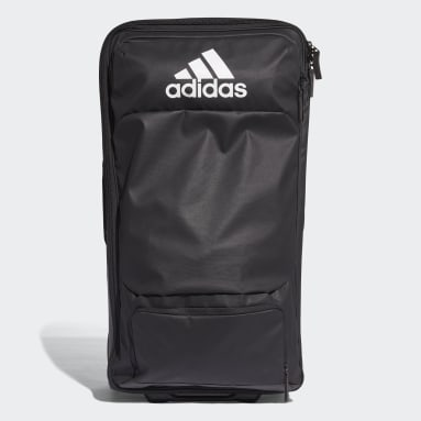 Field Hockey Black Team Roller Bag