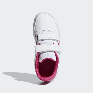 Mädchen Running AltaSport Schuh Weiß