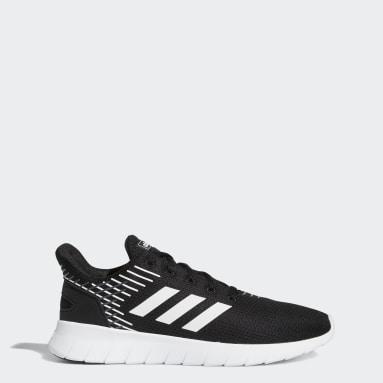 Men Running Black Asweerun Shoes