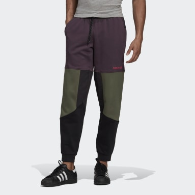 Men Originals Black Adventure Field Joggers