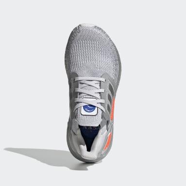 Sapatos Ultraboost 20 Cinzento Criança Running