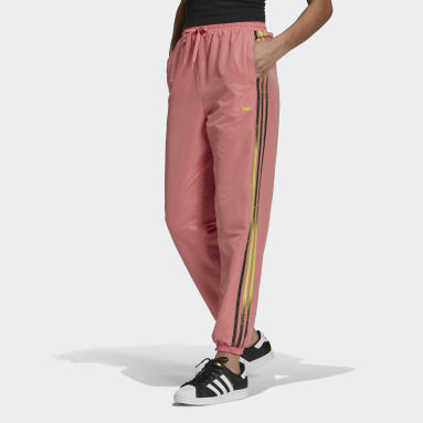 Pantalon Fakten Rose Femmes Originals