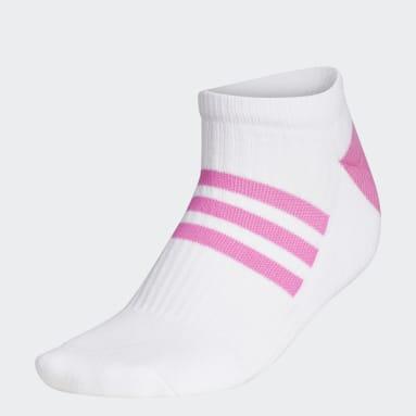 Dames Golf Wit Comfort Low-Cut Golfsokken