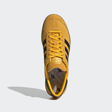 Chaussure Hamburg Jaune Originals