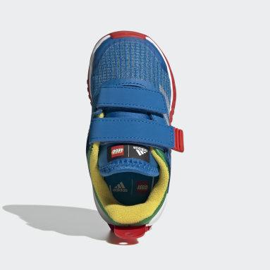 Infants วิ่ง สีน้ำเงิน รองเท้ากีฬา adidas x Classic LEGO®